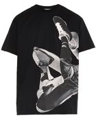 Givenchy Columbian-Fit Basketball-Print T-Shirt - Lyst
