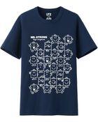Uniqlo Men Mr. Men Little Miss Graphic Short Sleeve T Shirt - Lyst