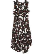 A.L.C. Nello Floral Dress - Lyst