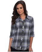 Affliction Ace High L/S Woven Button-Down - Lyst