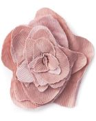 Lanvin Flower Brooch - Lyst
