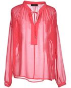 Selected /femme Blouse - Lyst