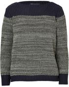 Marc By Marc Jacobs Wool-Cashmere Colorblock Pullover - Lyst