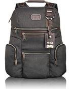 Tumi Alpha Bravo Knox Backpack - Lyst