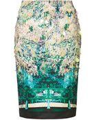 Mary Katrantzou Palma Skirt Caspian - Lyst