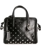 Alexander McQueen Mini Padlock Shoulder Bag - Lyst