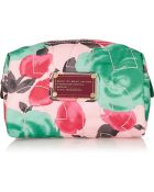 Marc By Marc Jacobs Printed Satin-Twill Cosmetics Case - Lyst
