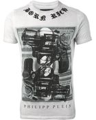 Philipp Plein Gimme Love Tshirt - Lyst