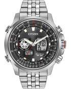 Citizen Men'S Analog-Digital Chronograph Eco-Drive Promaster Air Stainless Steel Bracelet Watch 47Mm Jz1060-76E - Lyst
