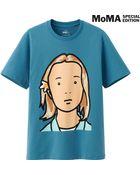 Uniqlo Men Sprz Ny Graphic Short Sleeve T Shirt (Julian Opie) - Lyst