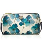 Tory Burch Kerrington Wallet Cross-body - Lyst
