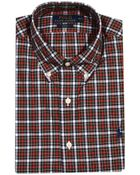 Polo Ralph Lauren Shirt Botton Down Check Custom Fit - Lyst