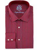 English Laundry Long-Sleeve Striped Dress Shirt - Lyst