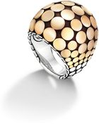 John Hardy Dome Ring - Lyst