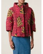 Stella Jean Quilted Printed Jacket - Lyst