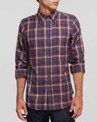 Gant Rugger Windblown Twill Sport Shirt  Slim Fit - Lyst