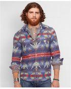Denim & Supply Ralph Lauren Jacquard-Knit Workshirt - Lyst