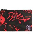 Kenzo Printed Pouch - Lyst