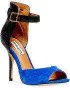 Steve Madden Women'S Stepout Two Piece Sandals - Lyst