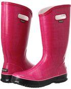 Bogs Linen Rainboot - Lyst