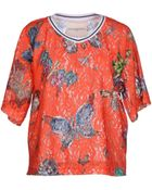 Gaëlle Bonheur T-Shirt - Lyst