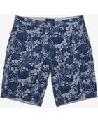 Ted Baker Printed Shorts - Lyst