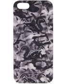 Marcelo Burlon All-Over Snake I-Phone 6 Cover - Lyst