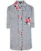Marc Jacobs Silk-Blend Shirt - Lyst
