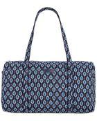 Vera Bradley Large Duffle Bag - Lyst