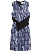 Prabal Gurung Tweed Cocktail Dress - Lyst