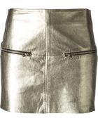 P.A.R.O.S.H. 'Mara' Mini Skirt - Lyst