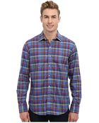 Robert Graham X Collection Sunset Ls Woven Sport Shirt - Lyst