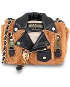 Moschino Small Shoulder Bag - Color - Lyst
