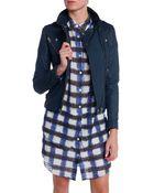 Iro Tara Leather Jacket - Lyst
