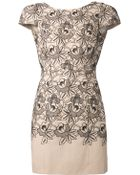 Tibi Eyelet Dress - Lyst