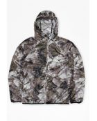 French Connection Blossom Nylon Hooded Jacket - Lyst