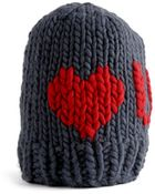 Wool And The Gang Love U Beanie - Lyst