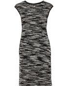 Derek Lam Bouclã©-Knit Cotton-Blend Dress - Lyst