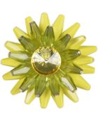 Stefanel Resin Flower Brooch - Lyst