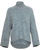 3.1 Phillip Lim Boxy Knitted Jumper - Lyst