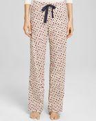 Jane & Bleecker New York Flannel Pajama Pants - Lyst