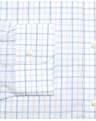 Brooks Brothers Supima Cotton Noniron Slim Fit Spread Collar Broadcloth Tonal Endonend Check Dress Shirt - Lyst