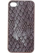 Marc By Marc Jacobs Mobile Phone Case - Lyst