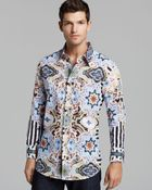 Robert Graham Geep Printed Sport Shirt Classic Fit - Lyst