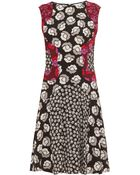 Diane von Furstenberg Paris Dress - Lyst