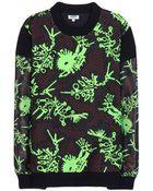 Kenzo Monster Oversized Sweatshirt - Lyst