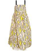 Ellery Zissou Pool-Print Dress - Lyst