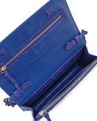 Nancy Gonzalez Crocodile Clutch Bag With Strap - Lyst