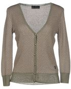 Guess Cardigan - Lyst