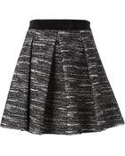 Proenza Schouler Textured Skirt - Lyst